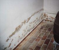 Mauertrocknung - Mauerwerksanierung